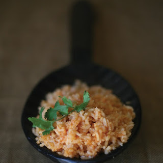 Mexican Rice Arroz Mexicano)