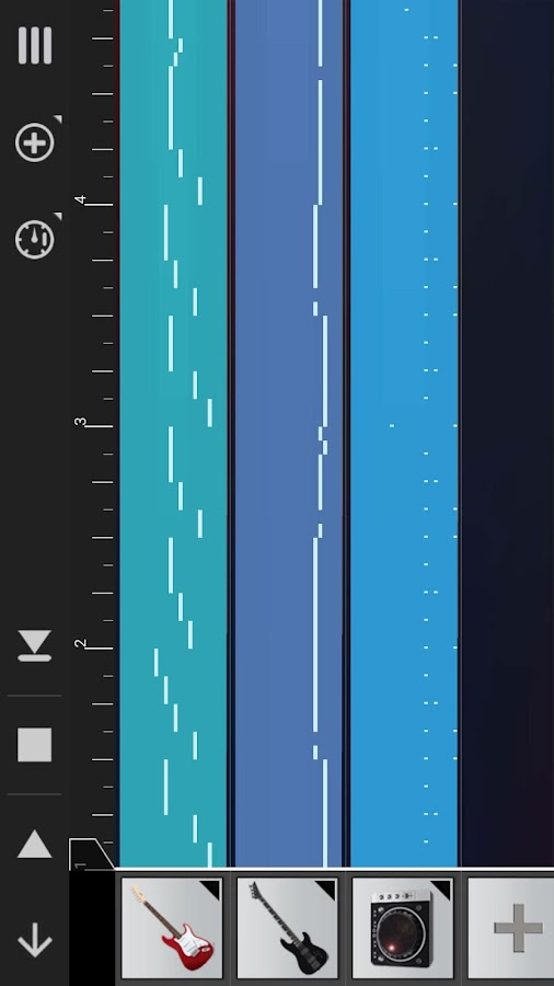 Screenshots of Walk Band - Multitracks Music for iPhone