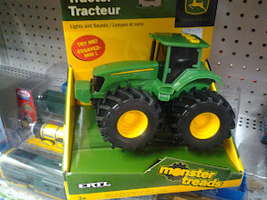 Photo: I was also looking specifically for John Deere toys for my son for Christmas so I bought this one.