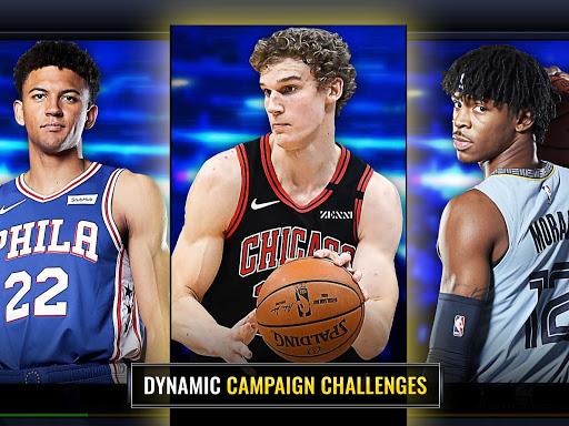NBA LIVE Mobile Basketball screenshot 12