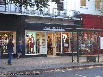 Austin Reed On Promenade Fashion Shops In Cheltenham Gl50 1ly Gloucestershire