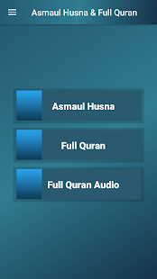 Full Quran & 99 Names Of Allah With Audio (Bangla) - náhled