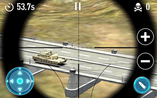 Military Sniper : Traffic