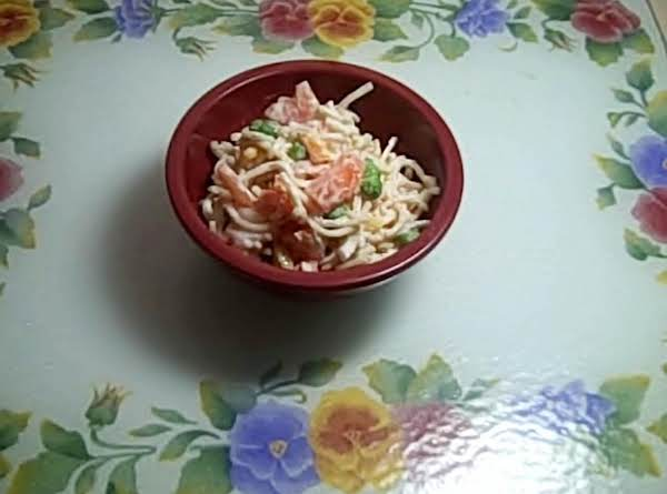 Shrimp Pasta Medley Recipe