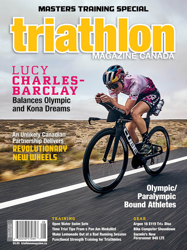 It's all about the bike: Lucy Charles-Barclay aims for a sub-8 full-distance race in 2022