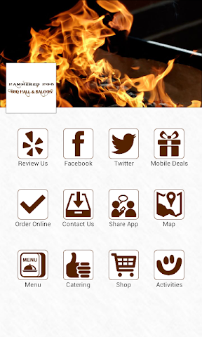 android Hammered Hog BBQ Screenshot 1