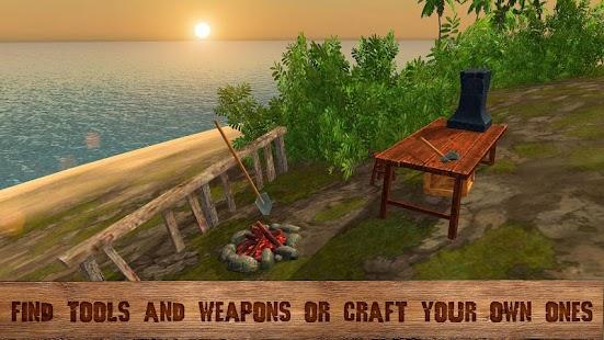 Pirate Island Survival 3D- screenshot thumbnail
