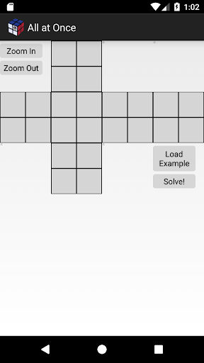 Pocket 2X2 Rubik's Cube Solver  screenshots 2