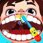 Crazy dentist games with surgery braces for kids Icon