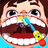 My little dentist office games for kids