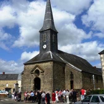 photo de Eglise de Ste Gemmes le Robert