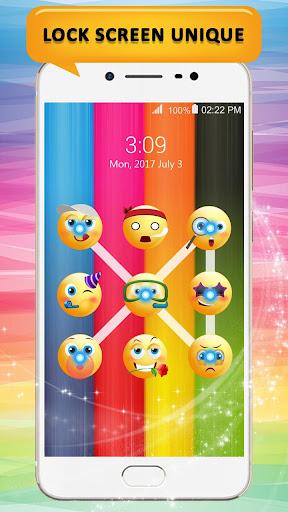 Emoji lock screen pattern 1.2.5 screenshots 4