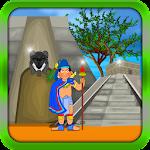 Adventure Escape Mayan Pyramid Icon