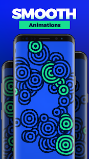 Bubbles 😎 Live Wallpaper Screenshot