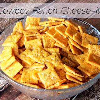 Cowboy Ranch Cheese-its