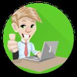 Freelance Jobs Icon