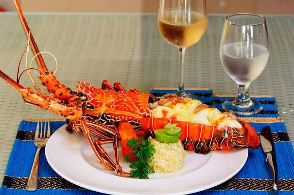 Ngapali Beach Seafood