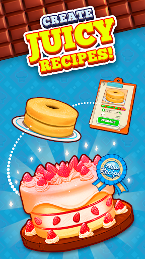 Spoon Tycoon - Idle Cooking Manager Game 2.0.1 screenshots 2