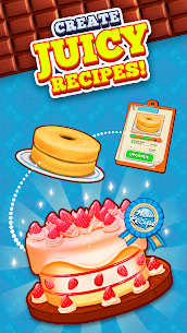 Spoon Tycoon Mod Apk- Idle Cooking Manager (Unlimited Money) 2