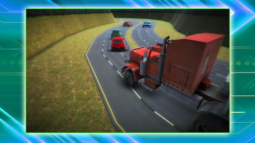 トラックドライブシミュレーター 3D