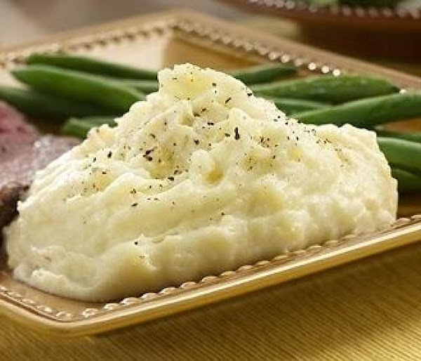 Herbed Mashed Potatoes Recipe