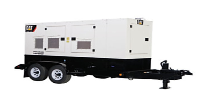 XQ200 Power Generator, caterpillar rental generator