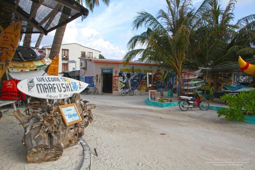 Ilha de MAAFUSHI, um pedaço do paraíso nas Maldivas com pouco dinheiro | Maldivas