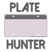 Plate Hunter (License Plate Game)