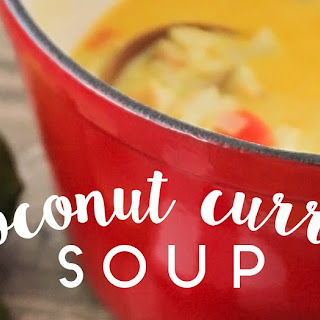 Coconut Curried Chicken Rice Soup Recipes