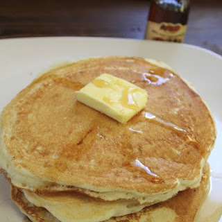 Copy Cat Cracker Barrel Pancakes