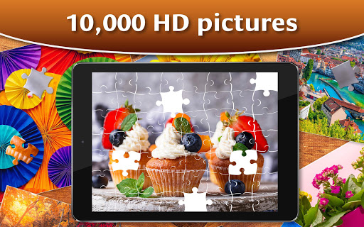 Jigsaw Puzzle Collection HD - puzzles for adults apktreat screenshots 1