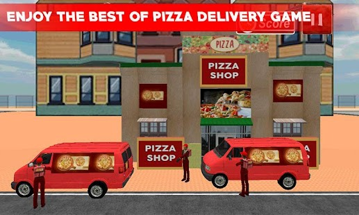 Pizza-Delivery-Van-Simulator 1