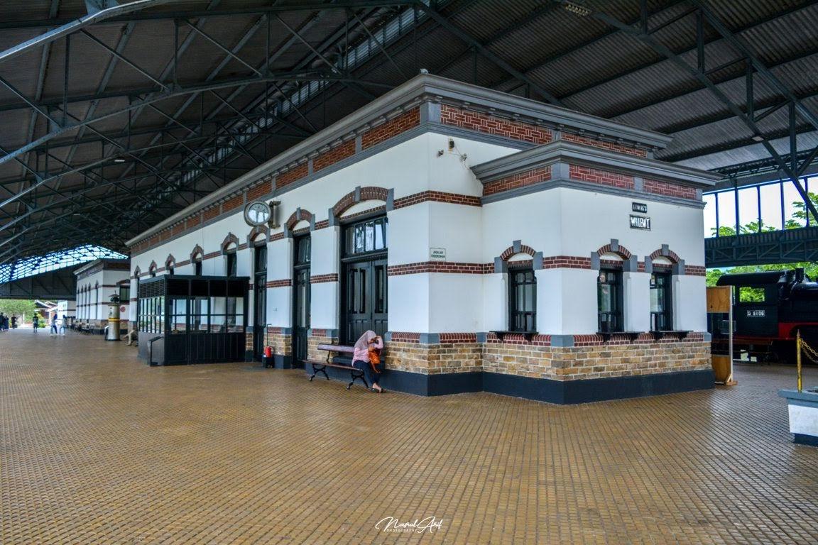 Stasiun Kereta Api Ambarawa