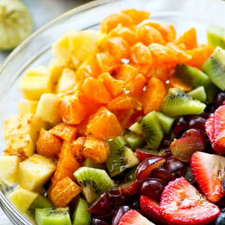 Lime Ginger Dressing For Fruit Salad Recipes
