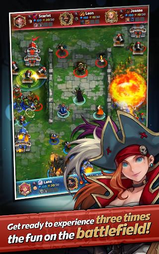 Castle Burn screenshot 10
