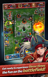 Castle Burn MOD Apk (No Delay Skills) 10