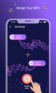 MP3 Cutter & Merger Screenshot
