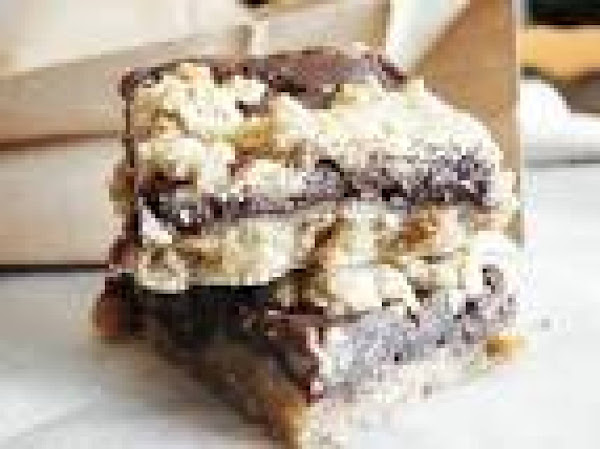 Chocolate Revel Bars Recipe