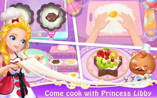 Princess Libby Restaurant Dash 1.0 screenshots 2