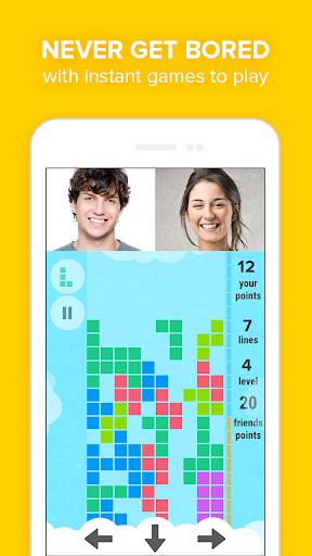 Rounds Free Video Chat & Calls screenshot 5