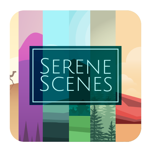 Serene Scenes - Premium Vector Wallpaper pack