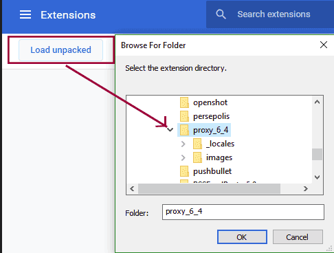 Use Epic browser's exclusive proxy extension with Chrome or any