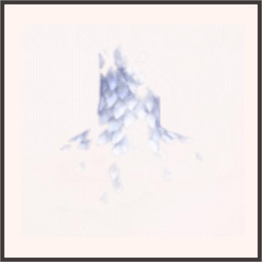 霜寒の竜鱗
