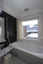 Photo: 2階 お風呂 2层 浴缸 bath 2F