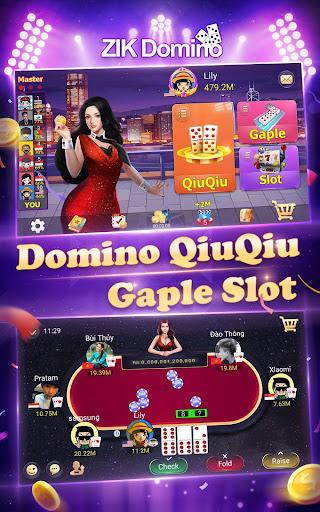 Domino QiuQiu KiuKiu QQ 99 Gaple Free Online 2020 apkmind screenshots 9