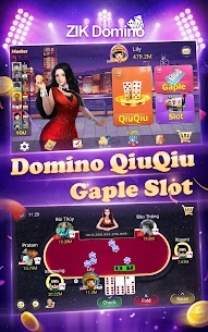 Domino QiuQiu KiuKiu QQ 99 Gaple Free Online 2020 9