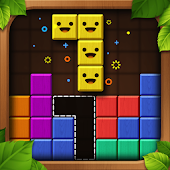 Wood Color Block: Puzzle Game icon