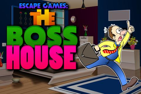 脱出ゲーム: ボス ハウス