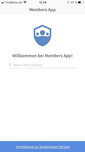 Members 2.1.4 screenshots 1