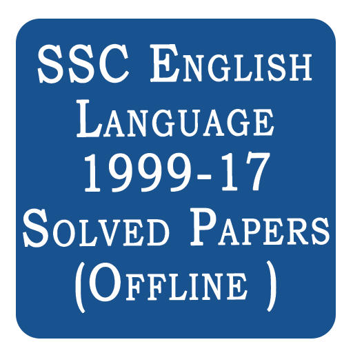 SSC English Language 1999-17 Solved Papers Android APK Download Free By Devotionalappszone